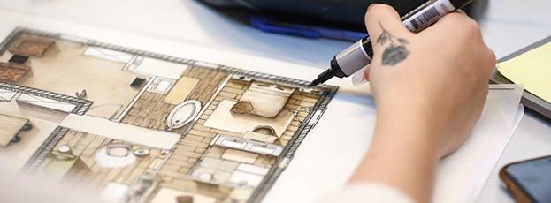 CREAD Pro: formation professionnelle décorateur intérieur