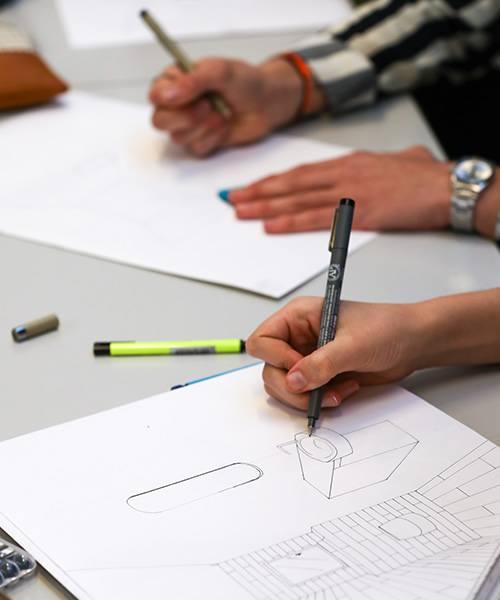 Métier architecture intérieure bainiste: école CREAD