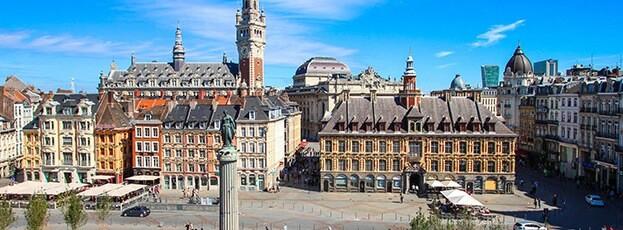 Campus CREAD Lille: architecture design intérieur
