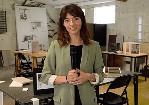 Actu CREAD : CREAD ALUMNI: Agathe, Architecte d'intérieur pour l'agence SOHO ATLAS IN FINE